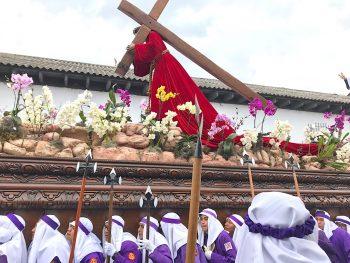 Semana Santa is one of the best Guatemala Festivals