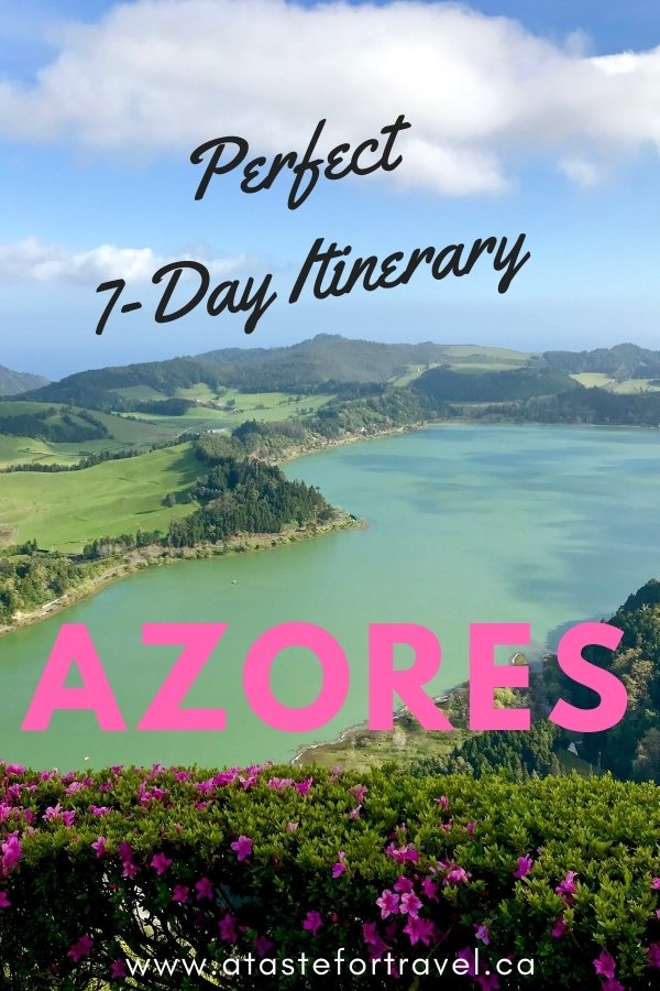 Planning an Azores holiday? This guide will help you plan the perfect trip. Discover the best local food, attractions, day trips, tours and excursions as well as where to stay on Sao Miguel to make the most of your Azores holiday. #Azores #Europe