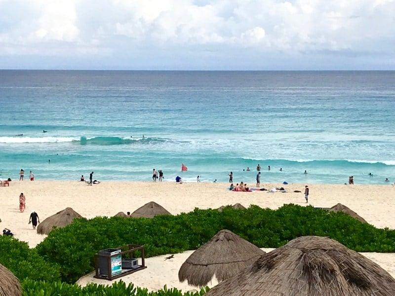 Playa Delfines in Cancun
