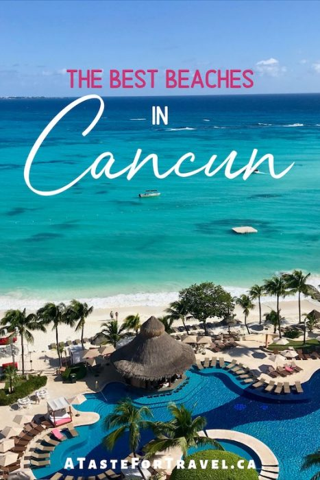 Visiting Cancun? Here's an Update on Seaweed Conditions | A Taste