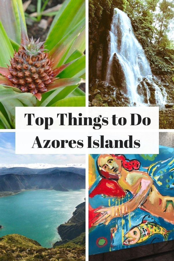 Planning a holiday in the Azores Portugal? This 7-day itinerary for the island of Sao Miguel will help you plan the perfect vacation. It features the best local restaurants, excursions and incredible sights #Azores #Portugal