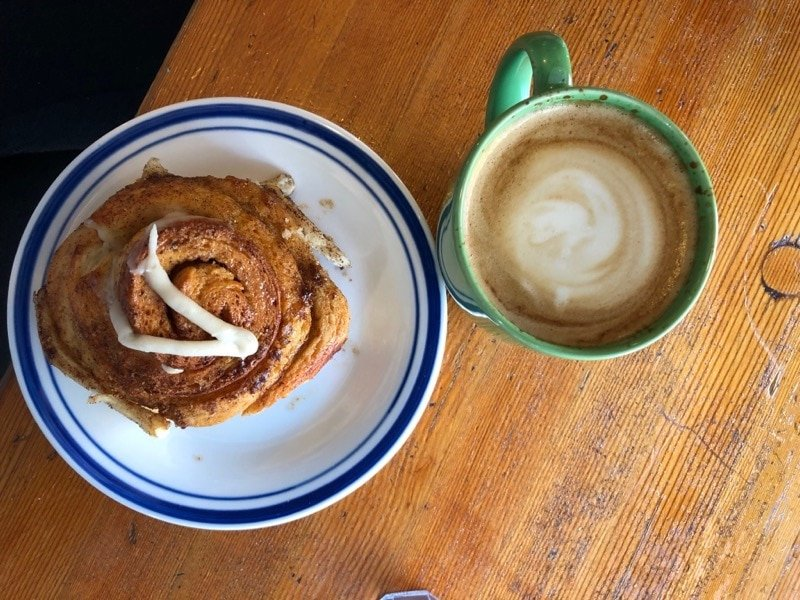 Best Vegan Breakfast in Victoria Fern Cafe