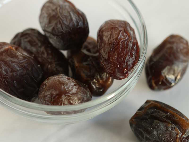 Medjool dates for Healthy Energy Balls