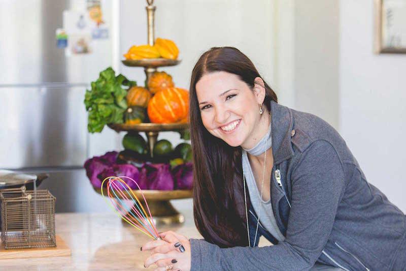 Rénana Spiegel Levkovich of Rénana's Kitchen