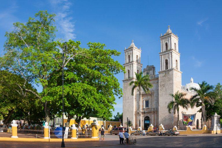 Tianguis Turistico in Merida Mexico