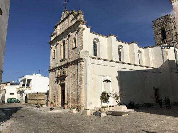 Racale in Salento Puglia