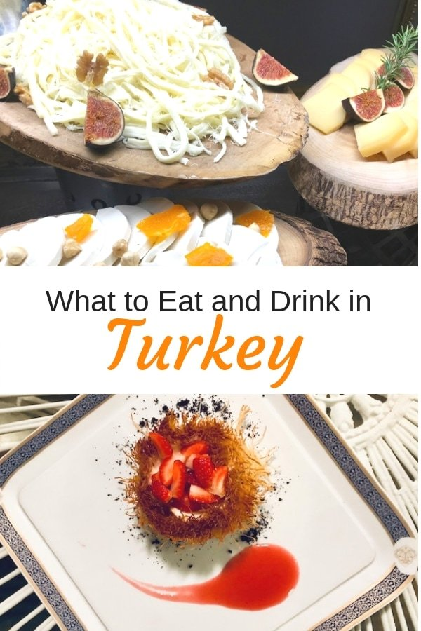 These are the top dishes and drinks you should try on a visit to Turkey
