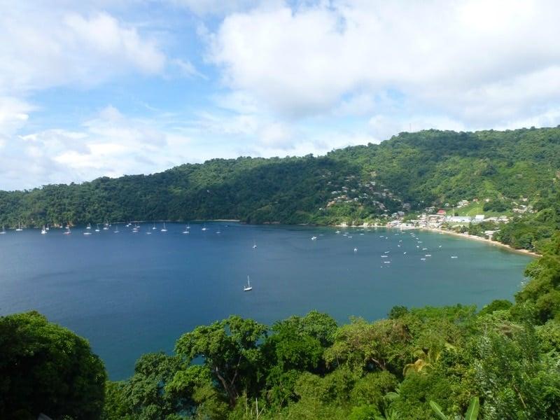Island of Tobago