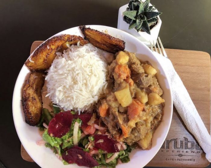 Enjoy a stoba, a traditional stew in Aruba Credit Aruba Experience