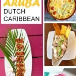 Discover what to eat in Aruba with this ultimate guide to the best traditional food in Aruba and the best restaurants to find it #aruba #Caribbean #food
