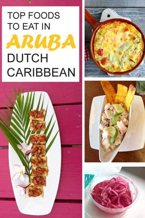 Guide to the best traditional food in Aruba