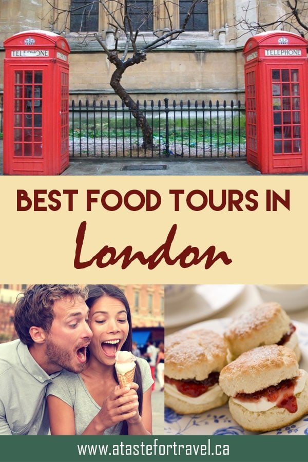 Best Food Tours in London