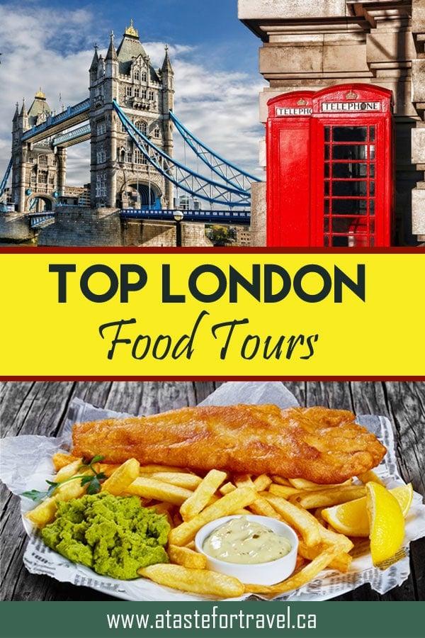 Best London Food Tours