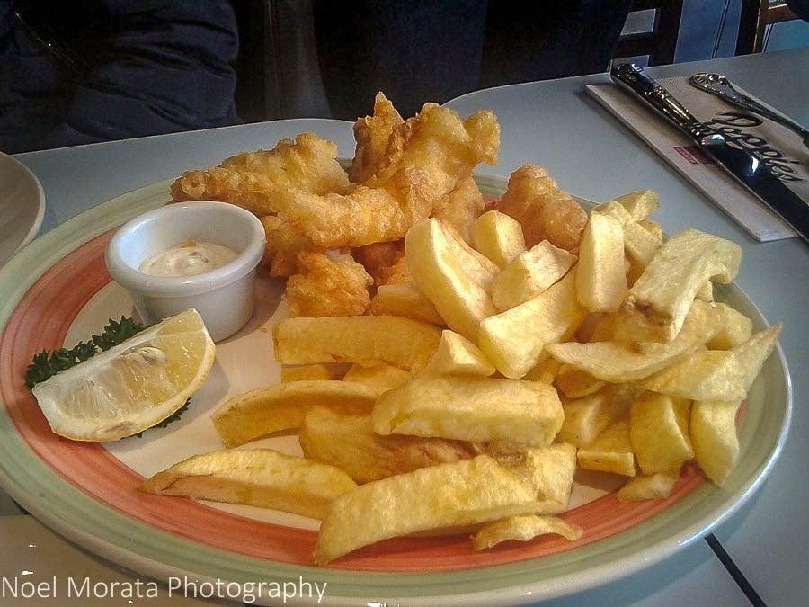 Eating-London-Fish and Chips Credit Noel Morata