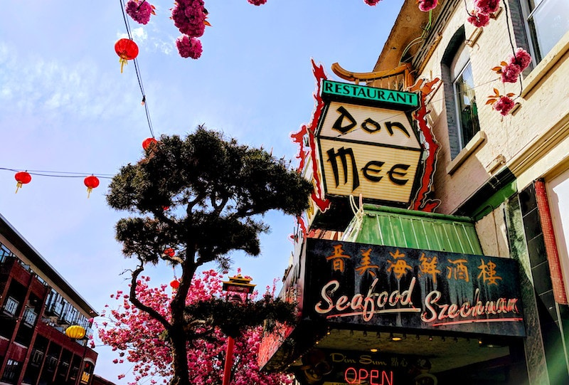 Enjoy Victoria's best dim sum at Don Mee Credit Sue Campbell