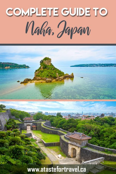 things to do in Naha Japan
