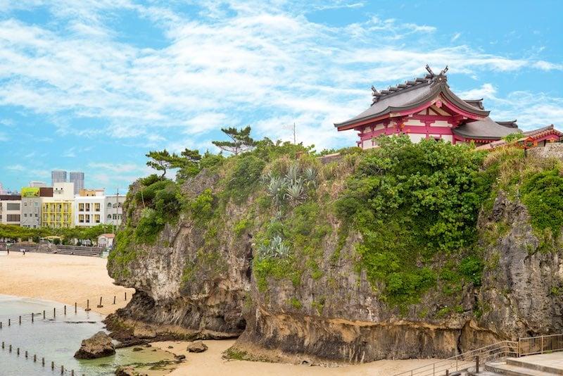 Naminoue Shrine Naha Okinawa Credit DepositPhotos