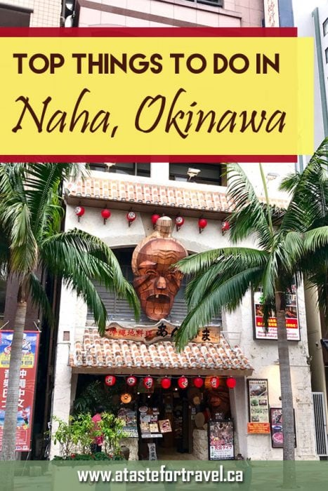 Things to Do in Naha Okinawa