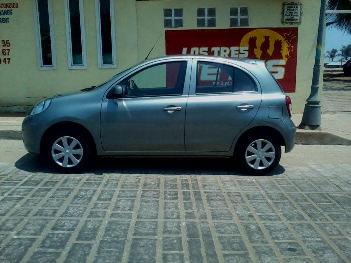 car rental in Puerto Escondido and Huatulco Credit Los Tres Reyes