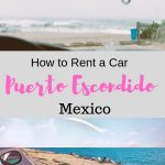car rental in Puerto Escondido Mexico