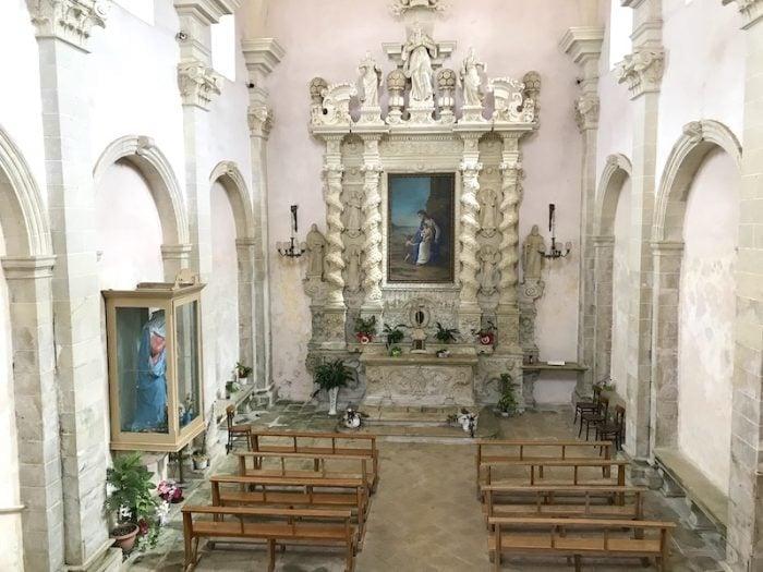 Chiesa della Madonna delle Grazie in Minervino di Lecce
