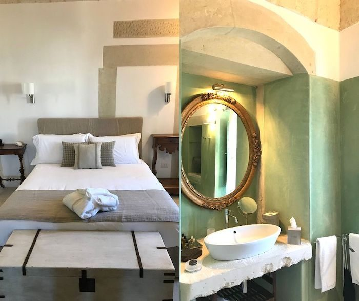 Guest Room at Palazzo Ducale Venturi