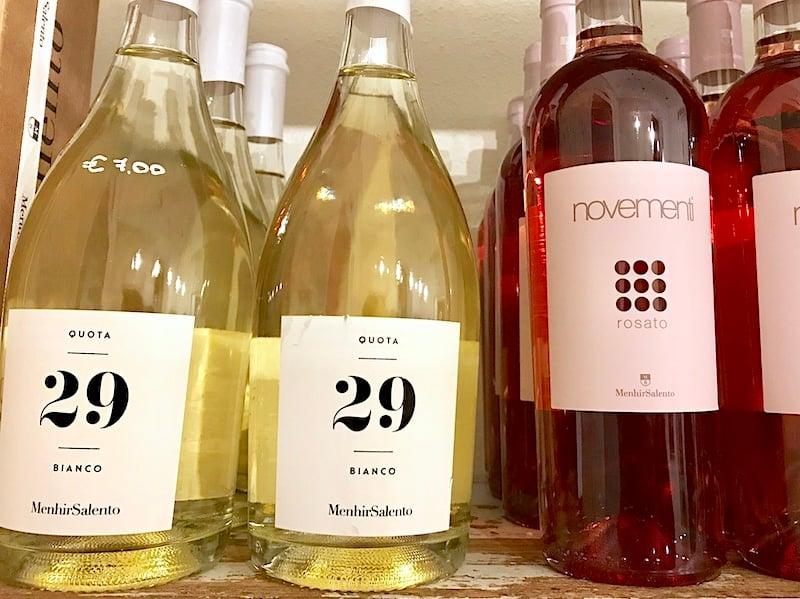 Menhir Wines of Salento