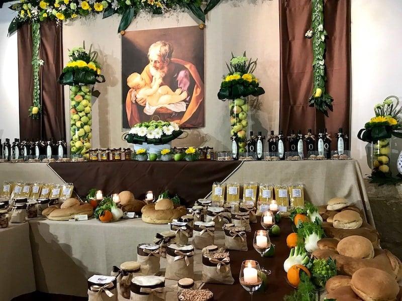 Tavole di San Giuseppe (St Joseph's Tables)