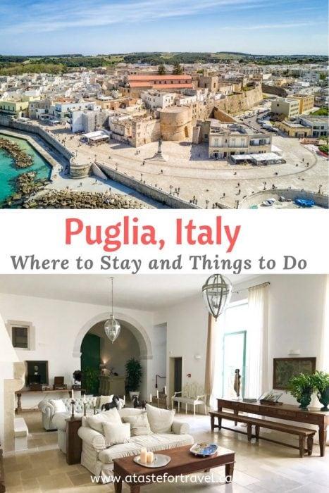 Where to stay Lecce Puglia