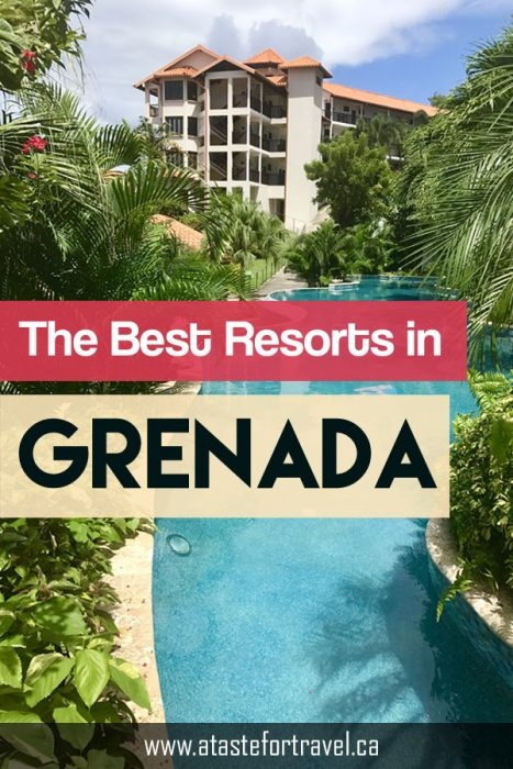 Best resorts and places to stay in Grenada, Caribbean