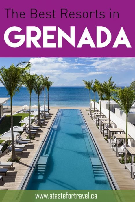 Best Resorts in Grenada, Caribbean