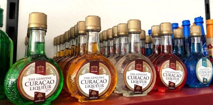 Curacao Liqueur Credit Sue Campbell