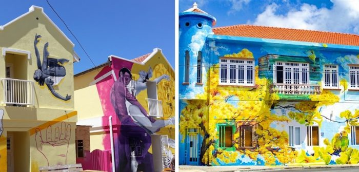 New Outdoor Art in Curacao Credit Blend Creative Imaging and Scharlooabou.com