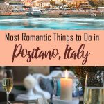 Romantic Things to do in Positano Pinterest
