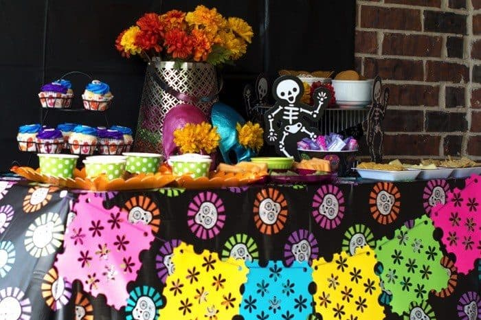 Day of the Dead Decorations - Major Hoff Takes a Wife