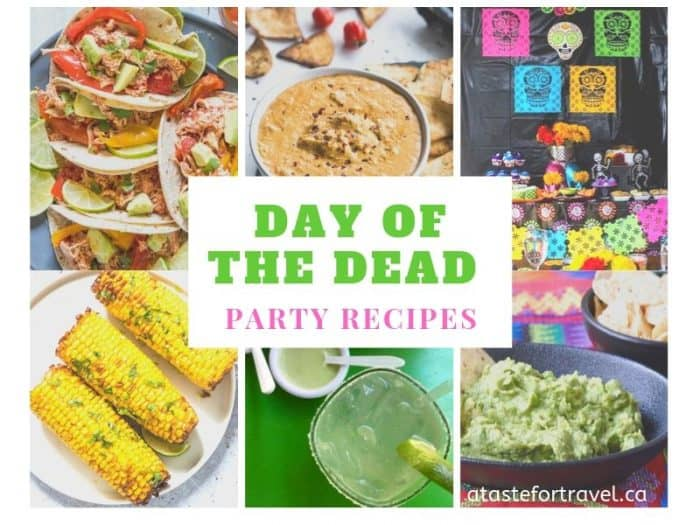 Day of the Dead Recipes