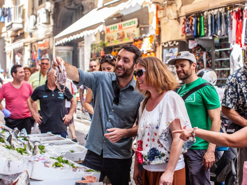 Naples with Eating Europe