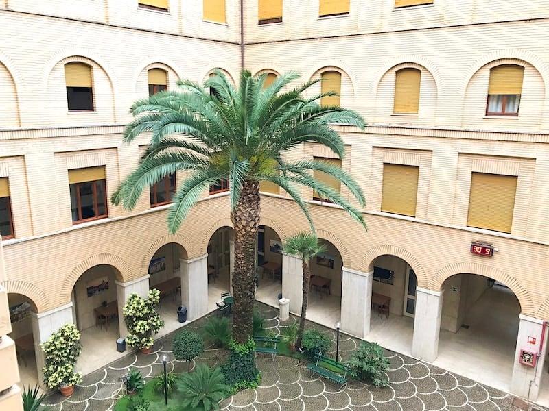 Casa Maria Immacolata Convent Stay in Rome