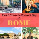 Stay in a Convent in Rome