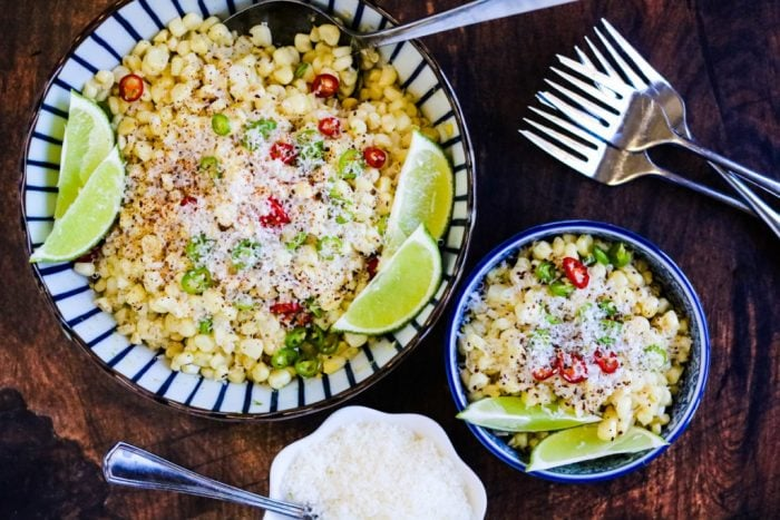 Mexican Corn Salad Credit Allways Delicious