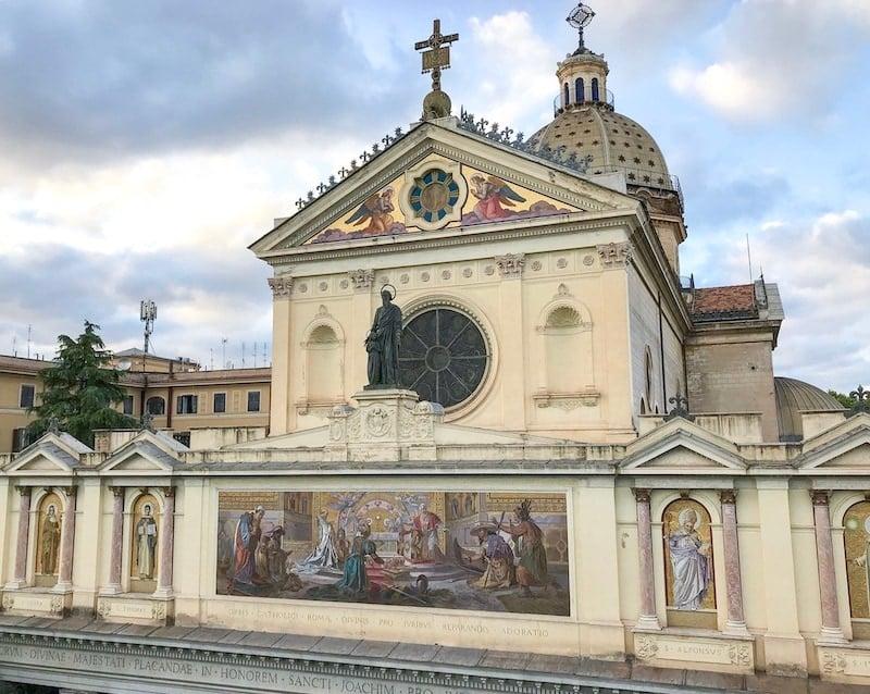 Chiesa di San Gioacchino in Prati Rome