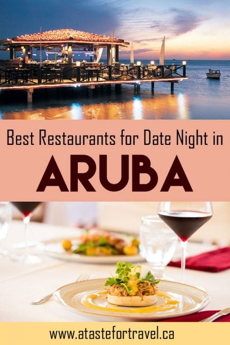 Most Romantic Restaurants in Aruba