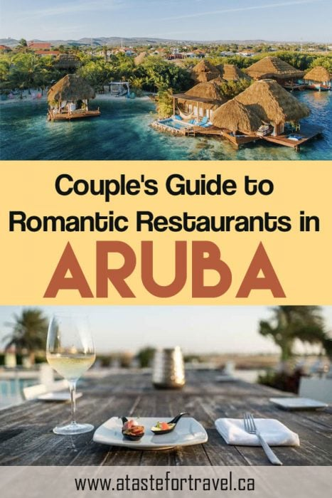 Couples Guide to Romantic Restaurants in Aruba