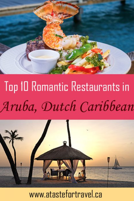 Top 10 Romantic Restaurants in Aruba