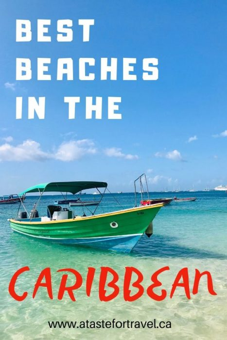 Best Beaches in Caribbean