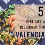 Best Paella in Valencia Pinterest