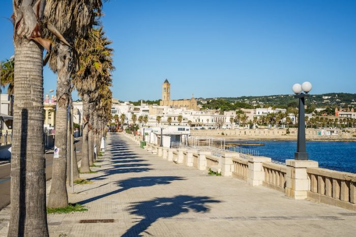 Seaside in Santa Maria di Leuca