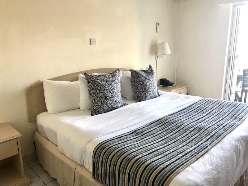 2nd floor Guest Room at Siesta Hotel Room 17
