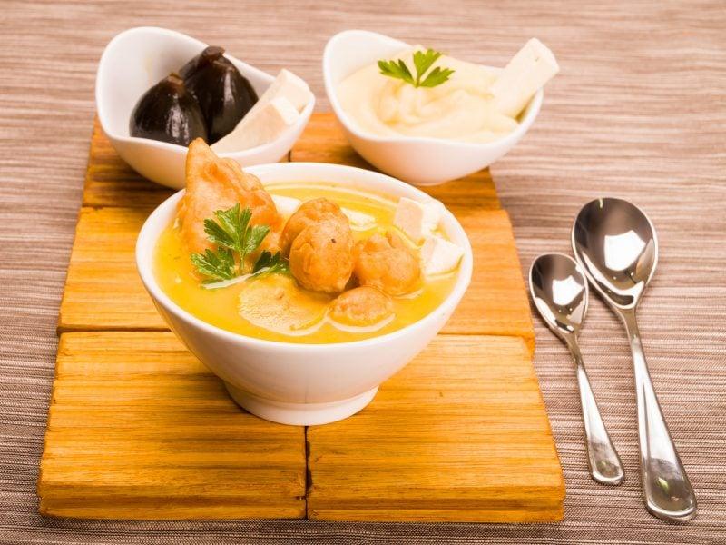 Fanesca Soup DP
