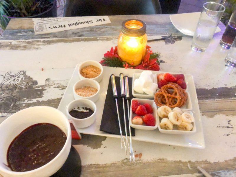 Vegetarian cuisine in Aruba at Melt Away